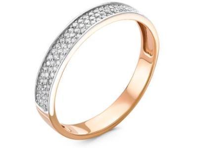 Золотое кольцо Diamond Union 1-545-103К_165