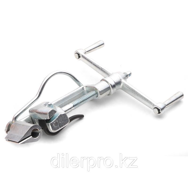 Инструмент для натяжения стальной ленты на опорах ИН-20