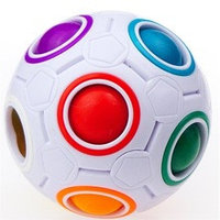 Головоломка Magic Rainbow Ball шар кубика Рубика