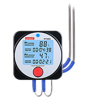 WT308A Термометр для мяса, гриля (2 датчика) -40 ~ 300 ºC