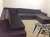 """Большой диван """"п"""" образной формы, фото 2"""