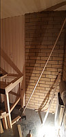 Финская сауна с парообразователем. Размер = 2,7 х 1,9 х 2,2 м. Адрес: г. Алматы, ул. Жанибекова 31