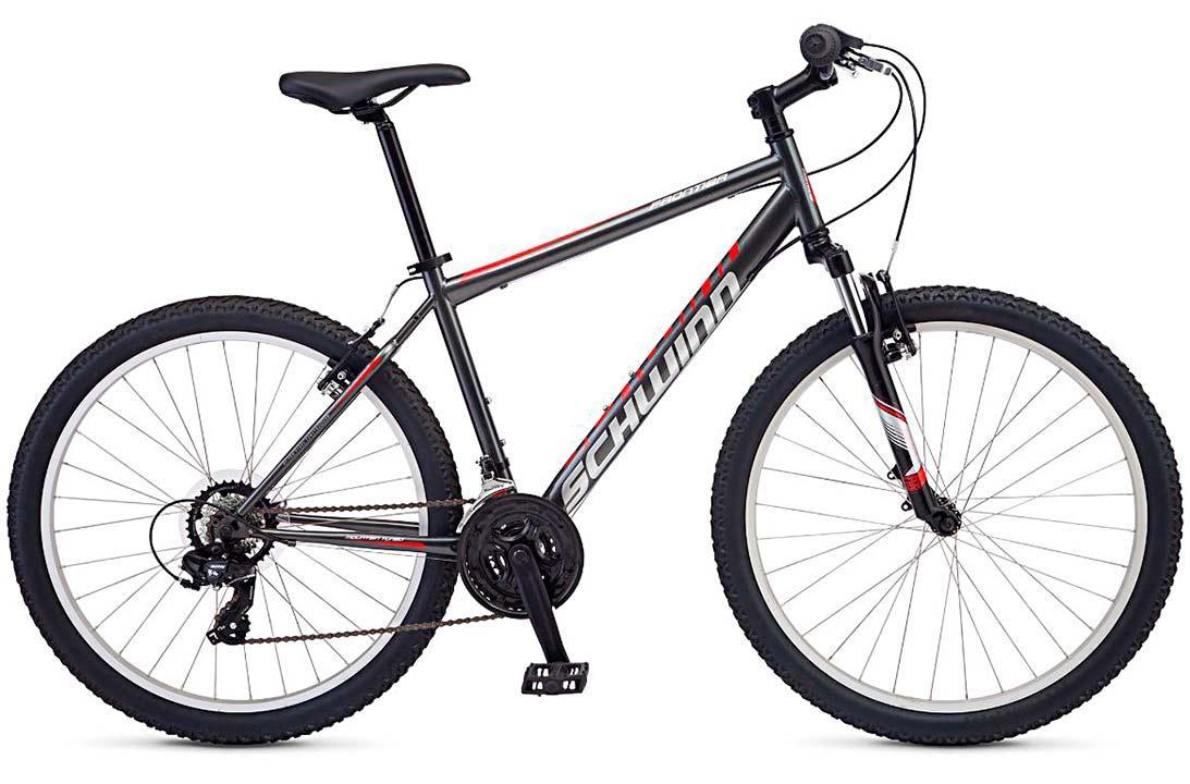 Горный велосипед Schwinn Frontier. Рассрочка. Kaspi RED