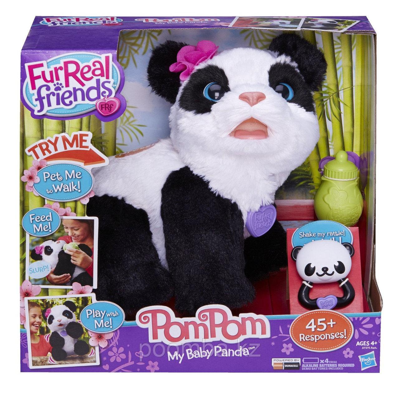 "Интерактивная игрушка FurReal Friends ""Малыш Панда"""