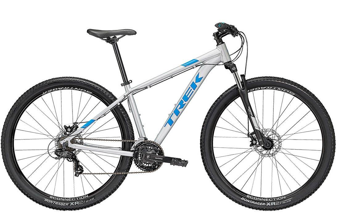 Горный велосипед Trek Marlin 4 Quick Silver