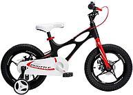 "Детский велосипед двухколесный Royal Baby Space Shuttle RB16-22-Black (16"", Black)"