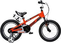 """Детский велосипед двухколесный Royal Baby Space NO.1 Alloy RB16-17 (16"""", Orange), фото 1"""