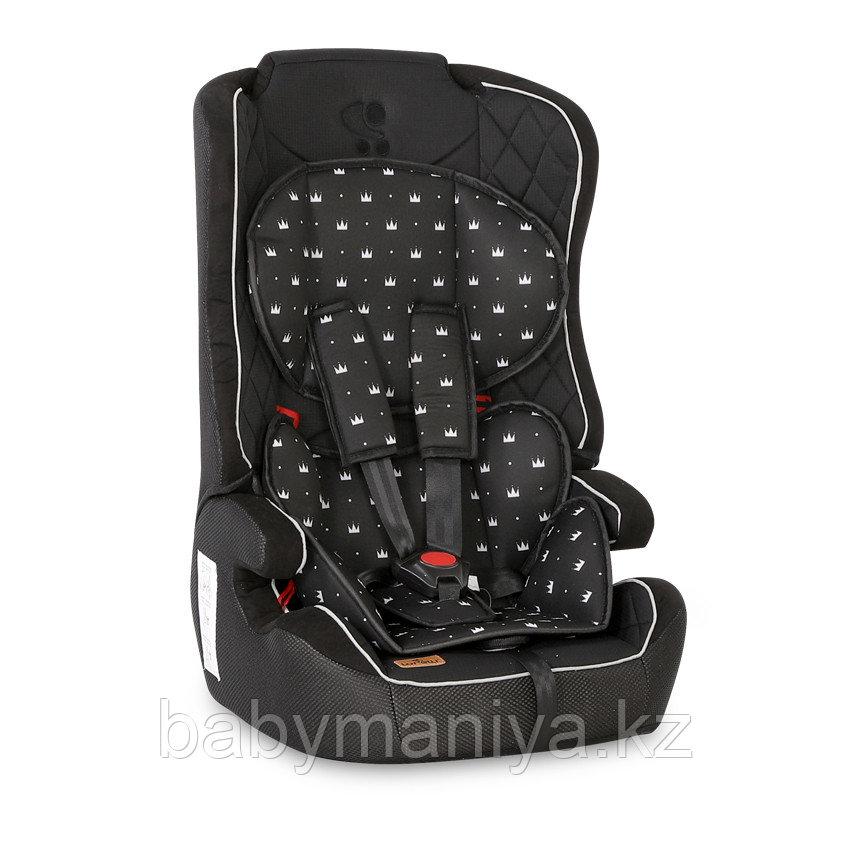 Автокресло Lorelli Explorer 9-36 кг Черный / Black Crowns 2013