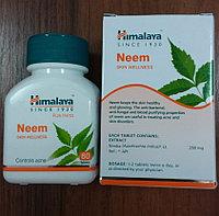 Ним Хималая (Neem Himalaya) 60 табл - для очищения крови, оздоровления кожи, укрепления иммунитета