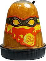 Слайм золотой магнитный Mega Slime Ninja 130 гр, фото 1