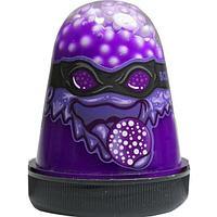 Слайм Вселенная с шариками фиолетовый 130 гр, фото 1