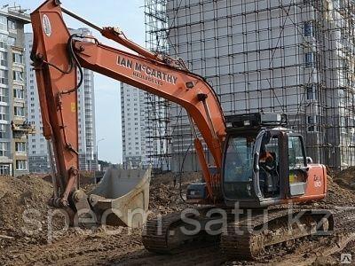 Гусеничный экскаватор Hitachi ZAXIS 180LC-3 №466