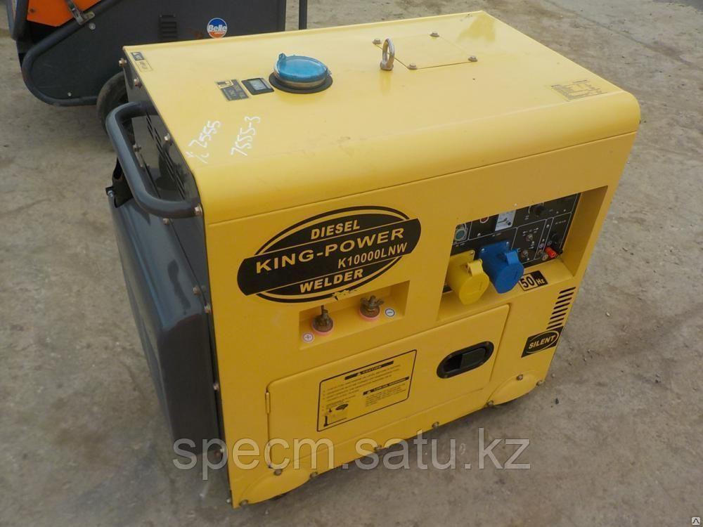 Дизельный сварочный генератор King-Power K10000LNW Nimbus