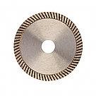 Диск алмазный, 115 х 22.2 мм, турбо, сухая резка Gross, фото 2