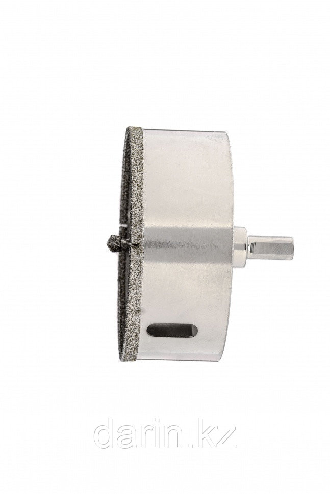Сверло алмазное по керамограниту, 115 х 67 мм, трехгранный хвостовик Matrix