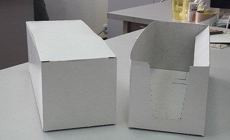 "Упаковка ""Шоу-бокс"" 340*125*120мм, 25 шт"