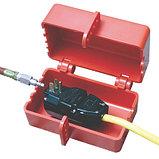 Блокиратор штепсельных разъемов и пневмомагистралей, фото 2