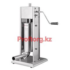 Шприц колбасный промышленный вертикальный 3 - 15 литров 3 л