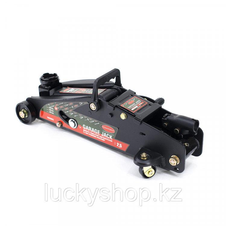 Домкрат подкатной RockForce RF-TH22501C