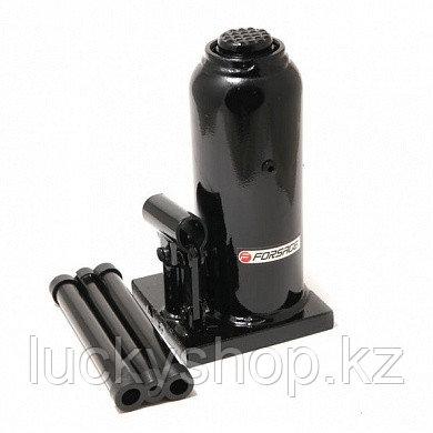 Домкрат бутылочный 15т с клапаном + доп. рем. к-т (h min - 230мм, h max - 460мм, ход штока - 150мм)