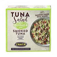 Trata салат с киноа и копченым тунцом, 160 гр
