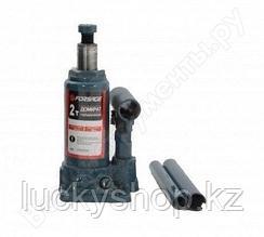 Бутылочный домкрат 2 т с клапаном Forsage F-T90204
