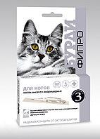 Ошибки при обработке кошек и собак инсектицидными каплями