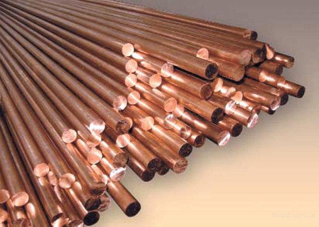 Пруток бронзовый БрХ1, фото 2