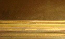 Лист латунный, латунь лист, фото 2