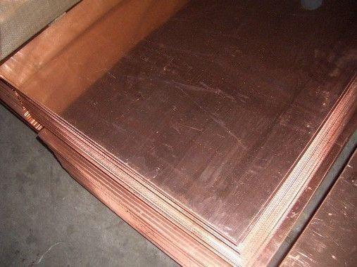 Лист медный М2, фото 2