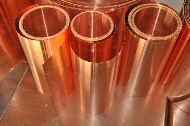 Фольга бронзовая БрКМц3-1, фото 2