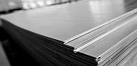 Лист стальной рифленый 4 х 1500 х 6000 ромб/чечевица