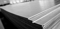 Лист стальной рифленый 6 х 1500 х 6000 ромб/чечевица