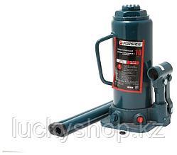 Домкрат бутылочный гидравлический Forsage F-T91004 (высота подъема 460 мм) (10 т)