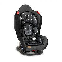 Автокресло Lorelli  Jupiter 0-25 кг. Черный / Black Crowns 2013