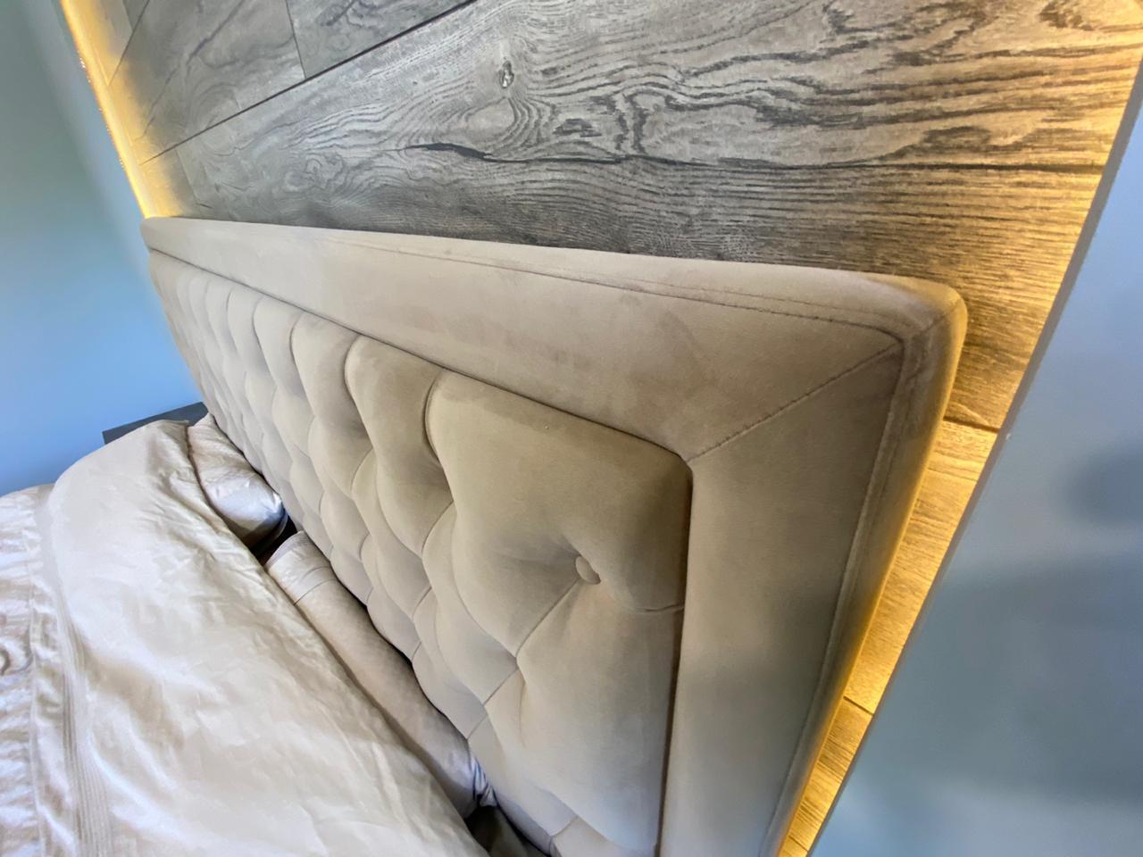 """Кровать """"Венеция прямая"""" с подъемным механизмом"""