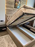"""Кровать """"Венеция прямая"""" с подъемным механизмом, фото 9"""