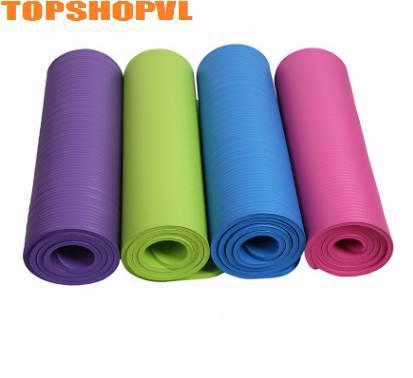 Коврик для йоги двухсторонний 8 мм с чехлом, фото 2