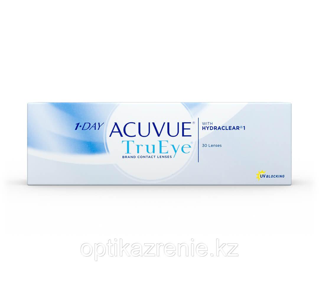 Контактные линзы 1 Day Acuvue TrueEye