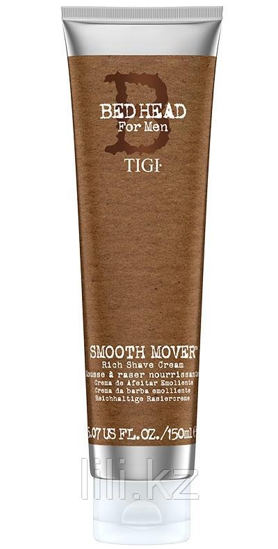 Крем для бритья для мужчин  Bed Head for Men Smooth Mover Rich Shave Cream 150 мл.
