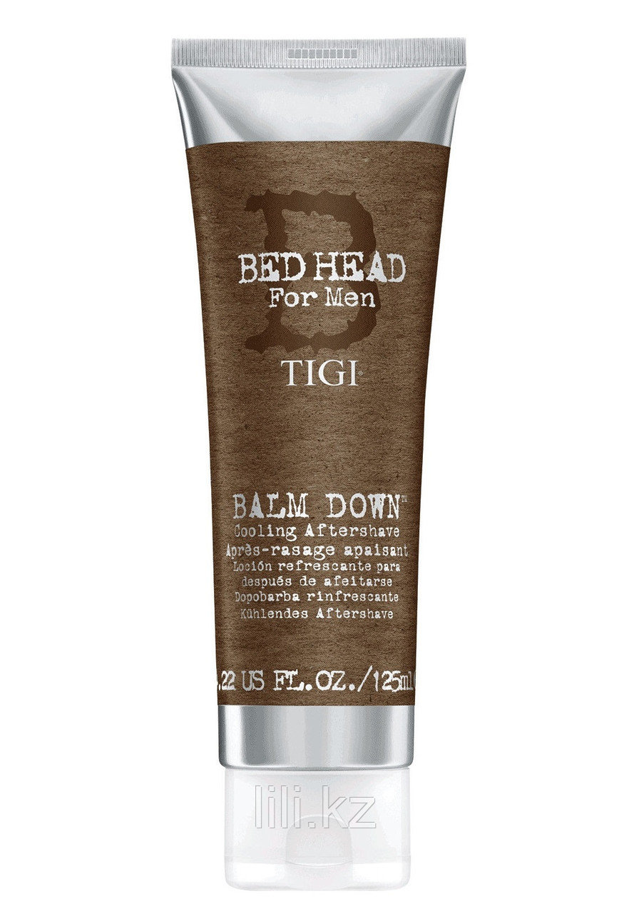 Лосьон охлаждающий после бритья для мужчин Bed Head for Men Balm Down Cooling Aftershave 125 мл.