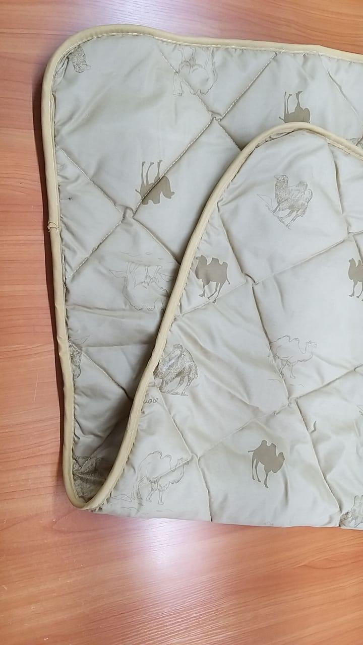 Одеяло 1.5м х 2м, синтепон