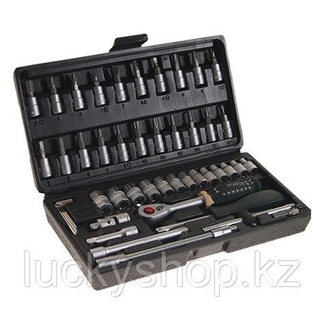 Инструмент Rock FORSE/ Набор инструментов 46 предметов, фото 2