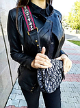 Женская сумка Dior Saddle мини-формата, фото 2