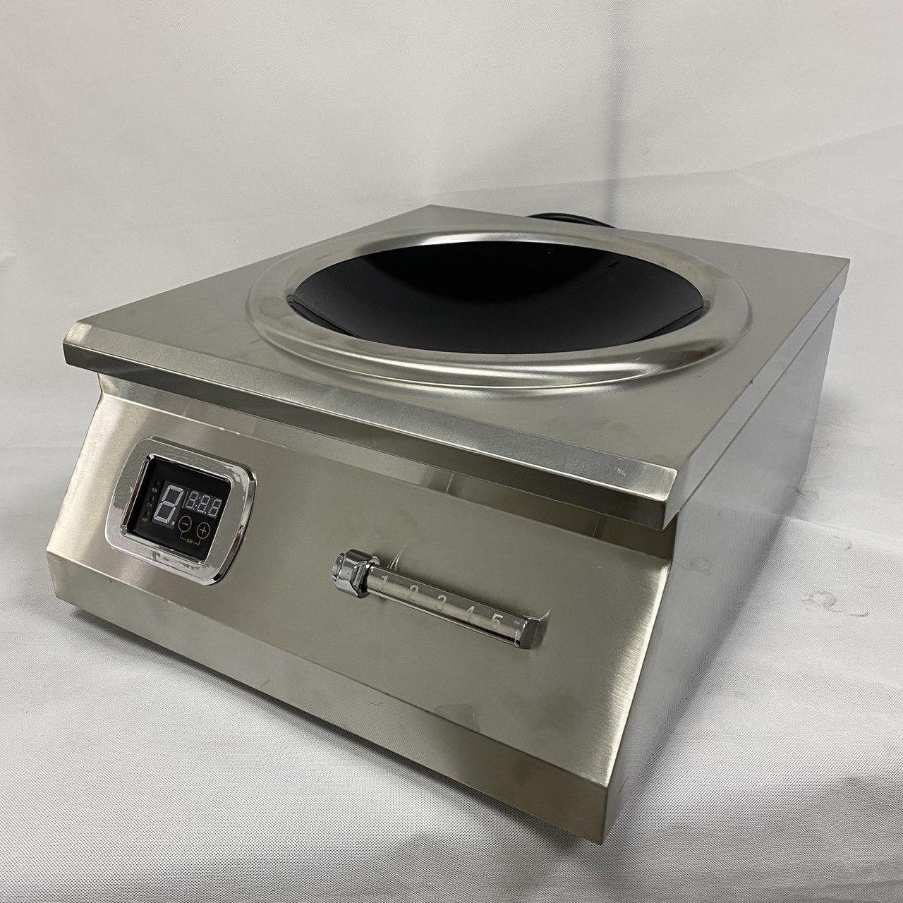 Индукционная плита 8 кВт - ВоК