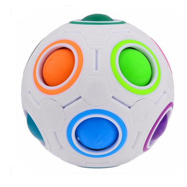Головоломка Magic Rainbow Ball шар кубика Рубика - фото 3
