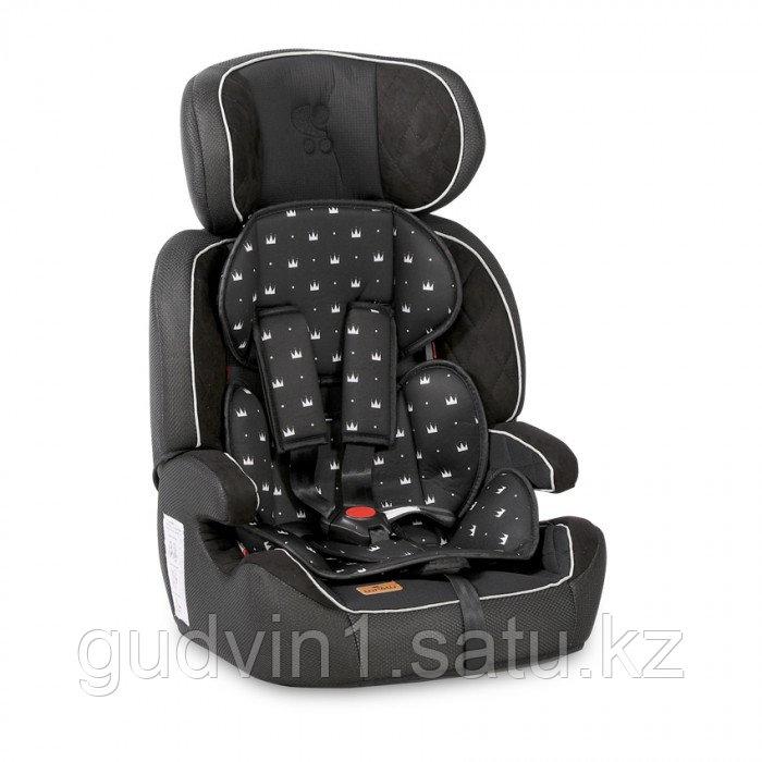 Автокресло Navigator 9-36 kg Черный / Black Crowns 2013