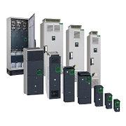 Altivar Process ATV600, Преобразователи частоты от 0,75 кВт до 1,5 МВт