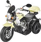 Детский электро-мотоцикл AIM BEST MD-1188 (6V/4Ah*1, 90х43х54 см, Black-Beige)