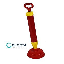 Вакуумный вантуз GLORIA с длинной ручкой